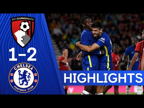 Bournemouth 1-2 Chelsea | Broja and Ugbo Grab the Goals in Friendly Win 🔥| Highlights