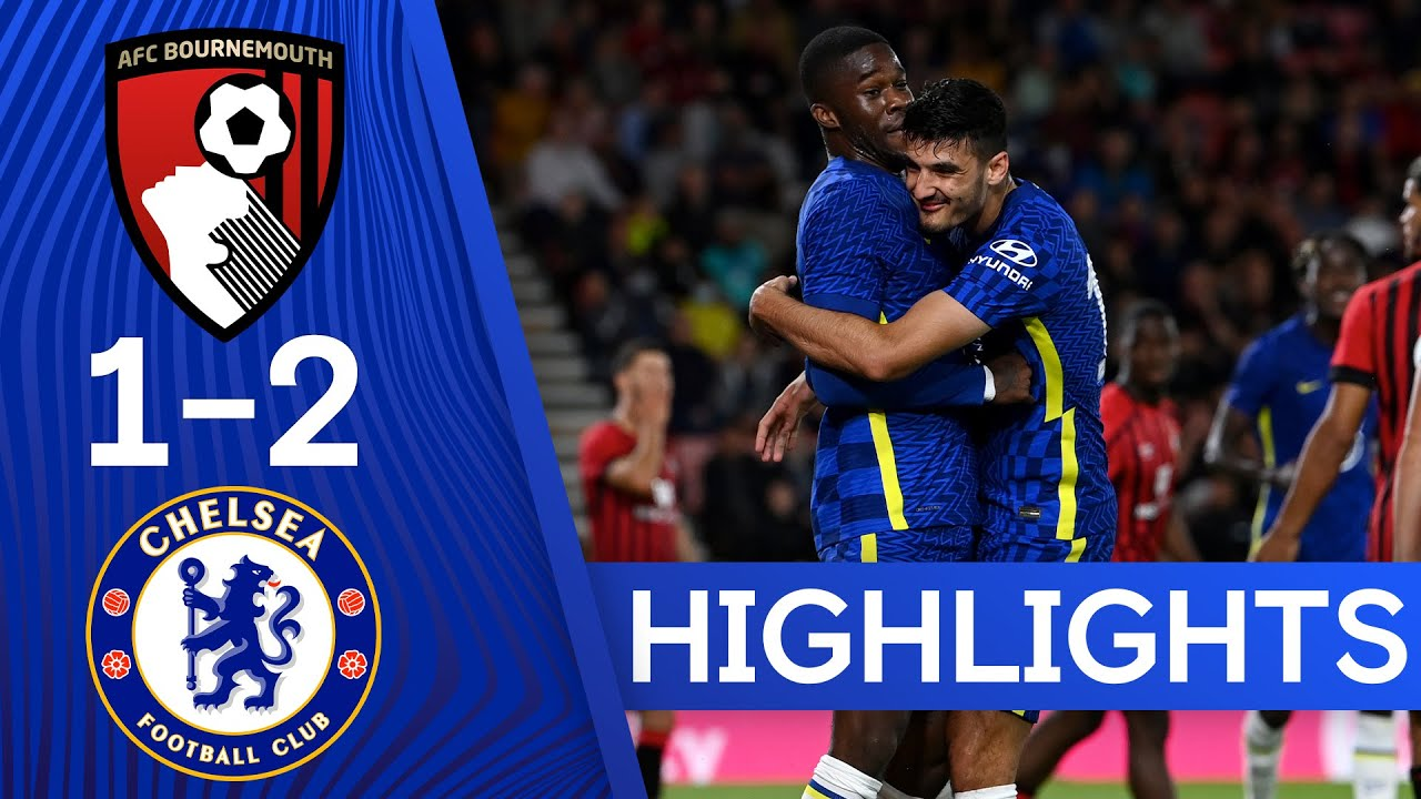 Download Bournemouth 1-2 Chelsea | Broja and Ugbo Grab the Goals in Friendly Win 🔥| Highlights