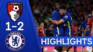 Фото Bournemouth 1-2 Chelsea Broja And Ugbo Grab The Goals In Friendly Win 🔥 Highlights