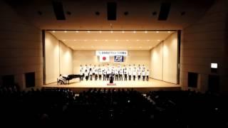 安佐南区PTAコーラス交歓会 広島市立城南中学校2015
