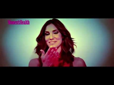 Making of Daniela Ruah para a Women`s Health Portugal