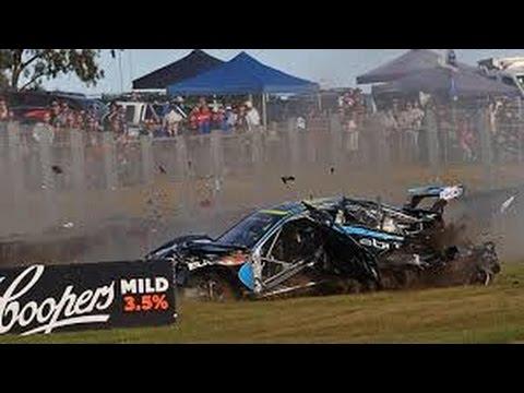 2015 Motorsports Horror Crash Compilation Warning Fatal
