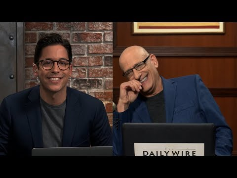 Accused! | The Andrew Klavan Show Ep. 406