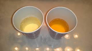 DILUTED urine & CONCENTRATED urine for HPT