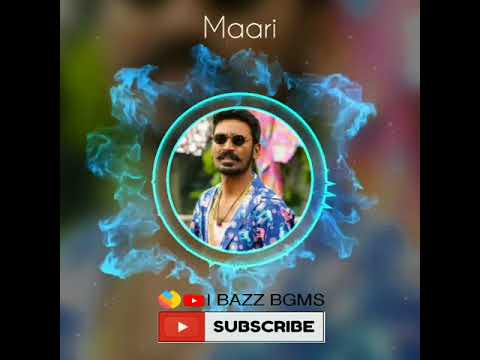 Mari dhanush tamil mass dialogue bgm in bazz bgms