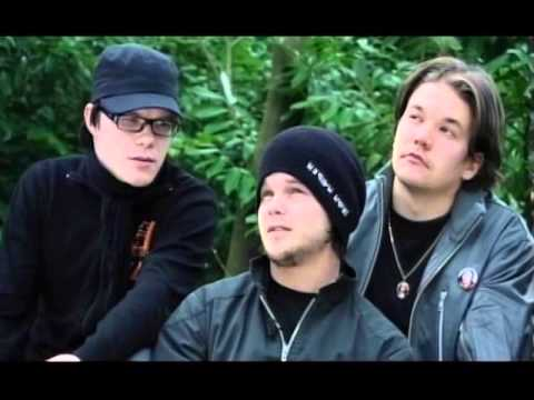 """The Rasmus - Interview (Taken from """"Live Letters"""" 2004)"""