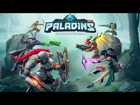 Paladins - Be More Than a Hero - Official Trailer