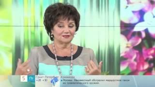"""Тамара Синявская. Первый канал. """"Доброе утро"""""""