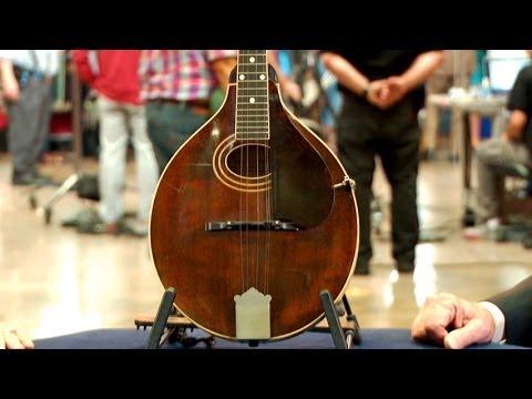 1923 Gibson A-2 Mandolin | Web Appraisal | Kansas City