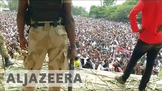 Ethiopia: 'Several' killed in Oromia festival stampede