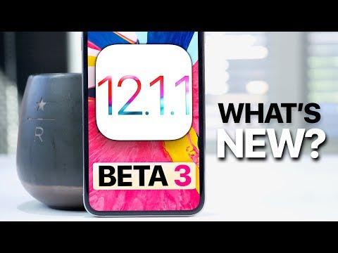 iOS 12.1.1 Beta 3 Brings Interesting Changes!