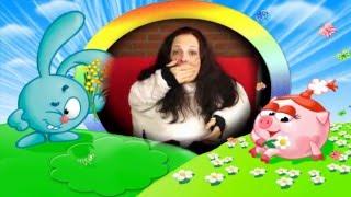 Челлендж Сумасшедший гномик, играем с мамой в игру я гномик, gnome challenge, Радужки Rainbow World