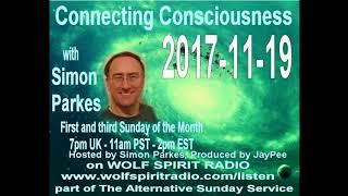 Nov 24, 2017  Connecting Consciousness with Simon Parkes Q&A 2017 11 19