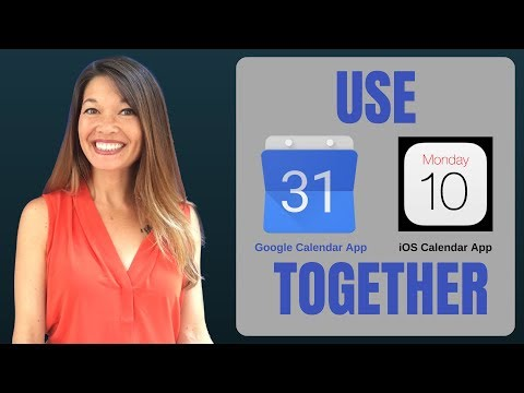 Use Google And IOS Calendar Together