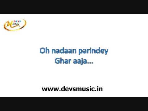 Nadaan Parindey Karaoke Rockstar www.devsmusic.in Devs Music Academy