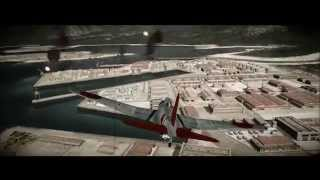 """Battlestations Pacific Japanese Walkthrough 1 """"Attack on Pearl Harbour"""" Gold medal FHD"""