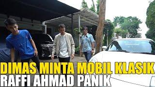 Download lagu RAFFI AHMAD PANIK DIMAS MINTA DIBELIIN MOBIL KLASIK.. SEMUA GARA-GARA ANDRE