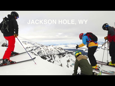 Jackson Hole: Home of Corbet's Couloir