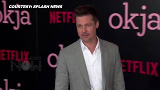 Brad Pitt Reacts On Jennifer Aniston & Justin Theroux Split