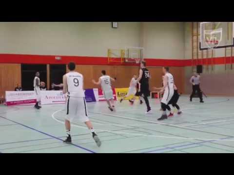 Christopher Miller Full highlights 29 points VS. Act Kassel German Regionalliga