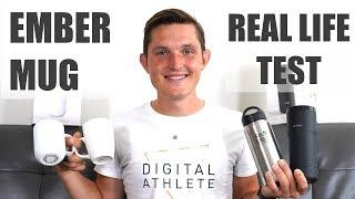 Best Mug - Ember Mug Review - Real Life Test - Ember Travel Mug And Ceramic Mug