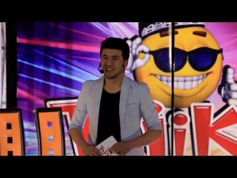 Tajik шоу - 3 года (часть 1) Шутки со звездами Таджикистана