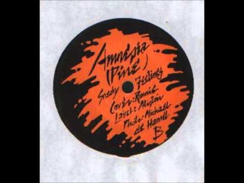 Sneaky Feelings - Amnesia (original version) Flying Nun 7