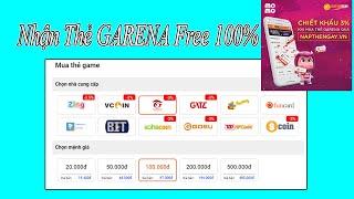 Cách mua mã thẻ game trực tuyến Trên Momo