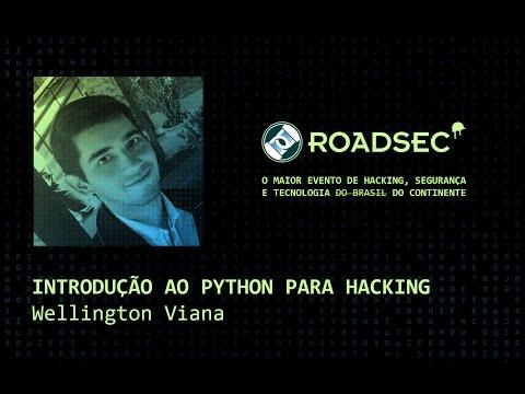 Introdução ao Python para Hacking - Wellington Viana