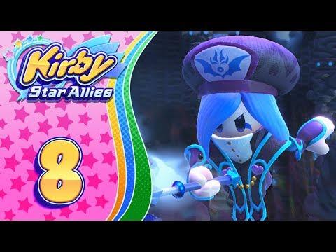 Kirby Star Allies ITA [Parte 8 - BOSS - Francisca]