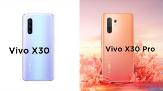 Vivo X30 and Vivo X30 Pro : Review of specifications [Hindi]