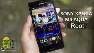 Root Todos los Sony Xperia M4 y M5 Aqua Muy Facil
