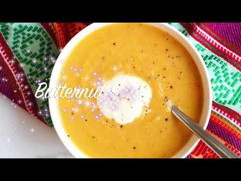 Ina Garten Butternut Squash Soup Recipe Youtube
