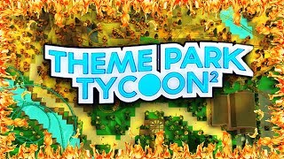 FIREWATCH Game in Theme Park Tycoon 2!! -  Roblox