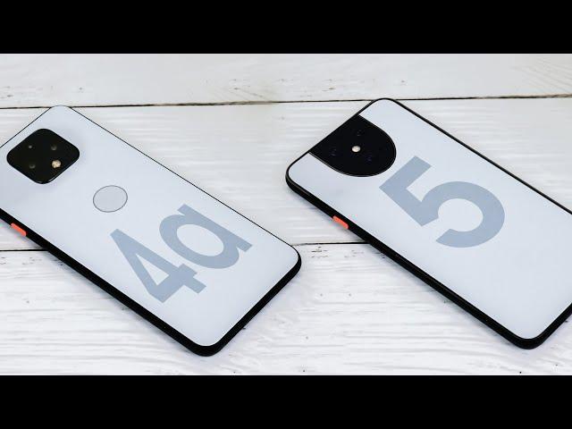 Google Pixel 5 is not next!