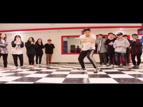 Just Jerk Special Lesson//J HO//ReAction Dance Studio(리액션댄스스쿨)