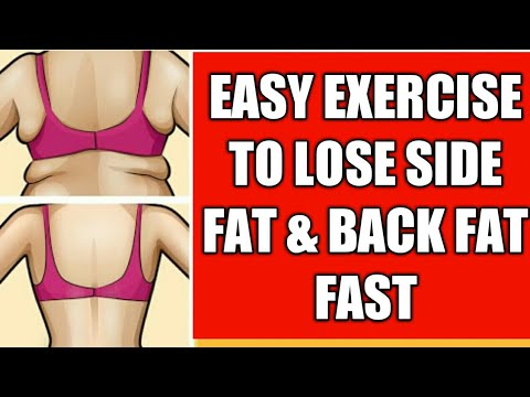 LOSE LOVE HANDLES || LOSE LOWER BACK FAT || AT HOME FAST IN HINDI