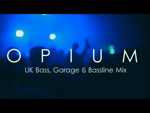 UK Bass & Bassline Mix - JANUARY 2017