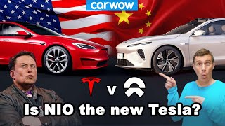 Is NIO the new Tesla?