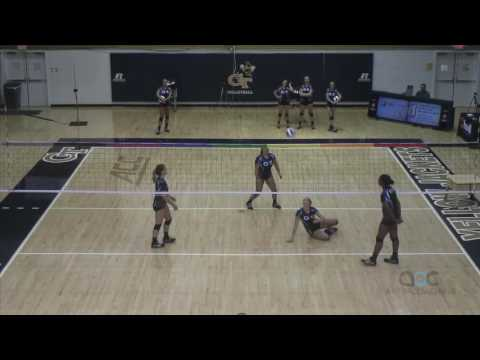 AVCA Video Tip of the Week: Blind Serving Depth Drill