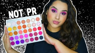 JACLYN HILL X MORPHE VOLUME 2 | SWATCHES & REVIEW