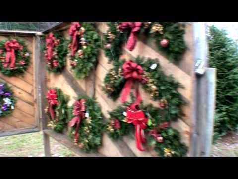 New Hampshire Christmas Tree Farm - YouTube