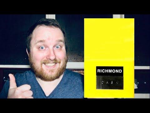 Обзор Richmond Cask / со вкусом СВИНЫХ УШЕЙ