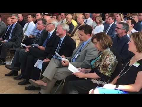 Nevada Water Innovation Campus Inagural event UNR August 24, 2017