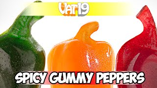 Spicy Gummy Peppers | Vat19 Fan Package | Wheresmychallenge