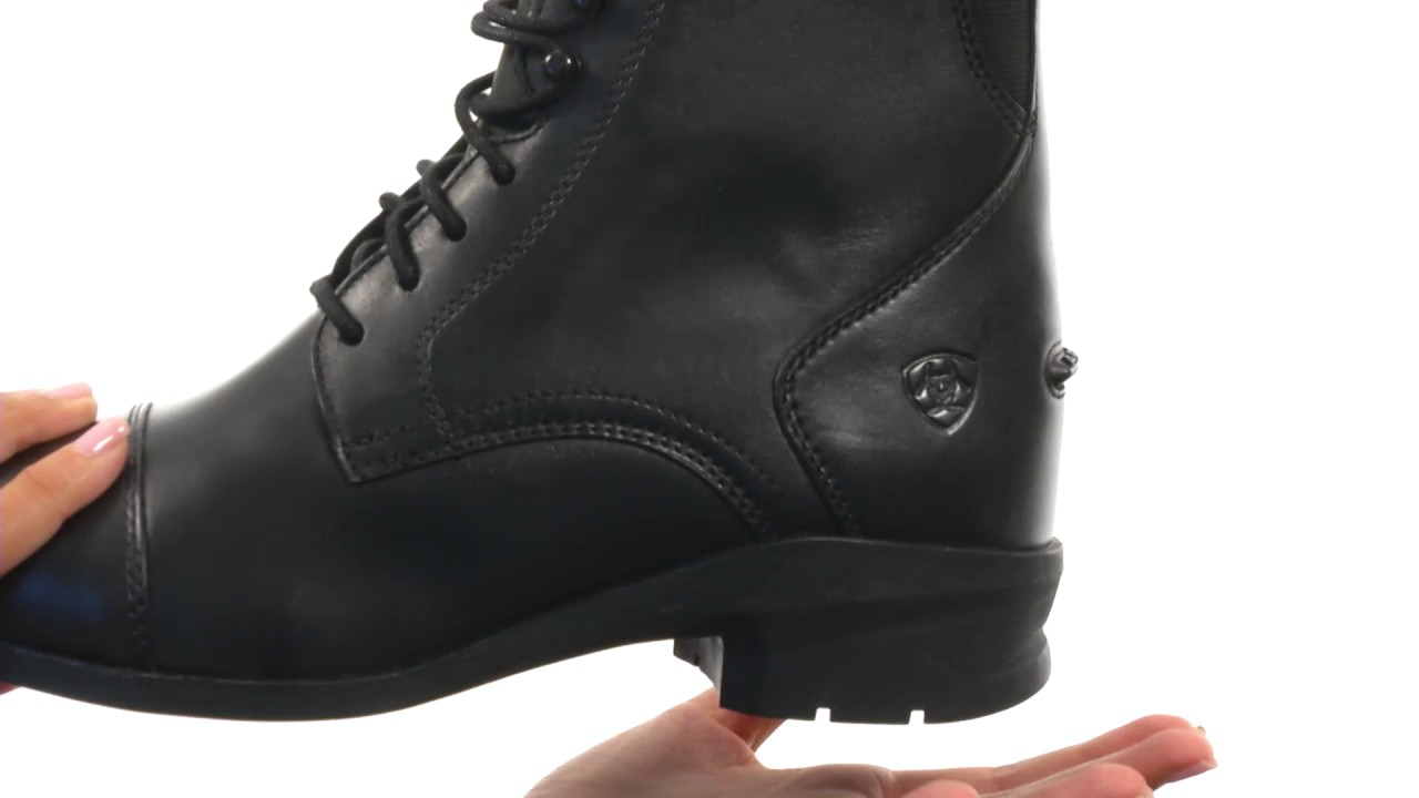 Details about  /Ariat Women/'s Heritage IV English Paddock Boot