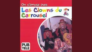Les clowns du carrousel