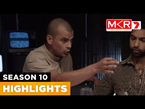Victor Walks Out Of Josh & Austin's Ultimate Instant Restaurant | MKR Season 10 Episode 37