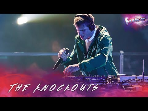 The Knockouts: Sam Perry sings Survivor | The Voice Australia 2018