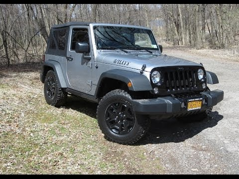 Jeep Wrangler Drive Time Review With Steve Hammes
